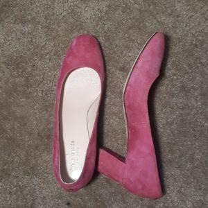 Adorable Kate Spade Pink Heels